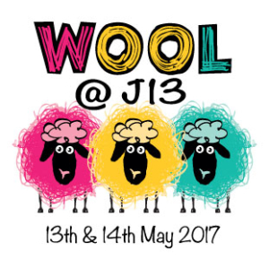 Wool @ J13 - A celebration of All Things 'Woolly'