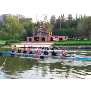 2018 Shrewsbury Regatta
