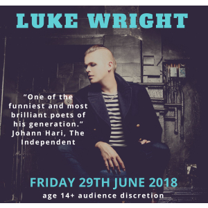 Luke Wright – 'The Toll'