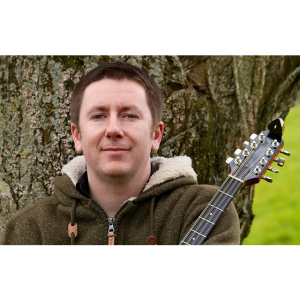 Daoiri Farrell in Concert at Burnett's Hill, Martletwy.