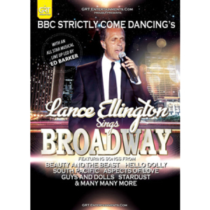 Lance Ellington Sings Broadway,Millfield,Enfield,London,Strictly,Musicals,