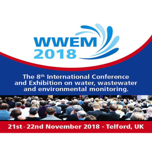WWEM Water and Wastewater Monitoring Conference and Exhibition November 2018