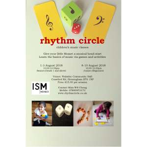 Rhythm Circle Summer School