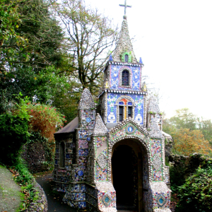 THE LITTLE CHAPEL RE-OPENS TO THE PUBLIC