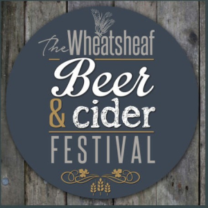 Beer & Cider Festival at The Wheatsheaf.