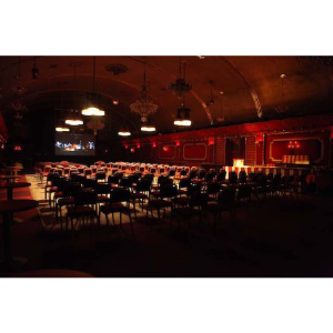 Some Like it hot pop-up cinema night at the Rivoli Ballroom