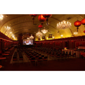Breakfast at Tiffanys Pop-up Cinema at the Rivoli Ballroom