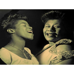 The Music of Ella Fitzgerald and Sarah Vaughan (Friday)