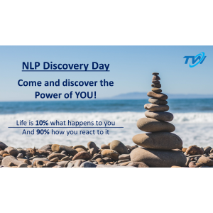 NLP Discovery Day - Discover the Power of You!