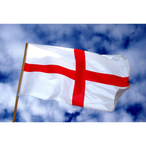 St George's Day Flag Raising