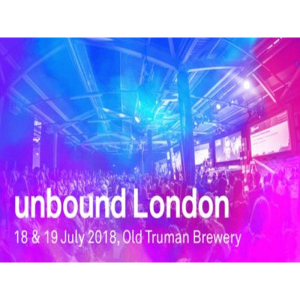 unbound London 2018: Tech Innovation Conference on 18 and 19 July 2018