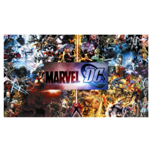 Marvel vs DC - Super quiz @ Un-Wined Bar & Eatery Walsall