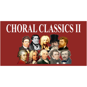 "Sutton Coldfield Choral Society Present ""Choral Classics II"""