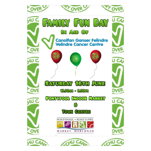 Family Fun Day in Aid of Velindre Cancer Centre