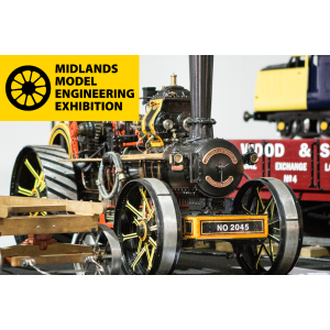 Midlands Model Engineering Exhibitions