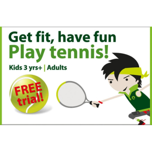 Harow Baptist Tennis Club Open Day