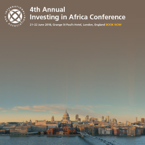4th Annual Investing in Africa Conference - June 2018, London