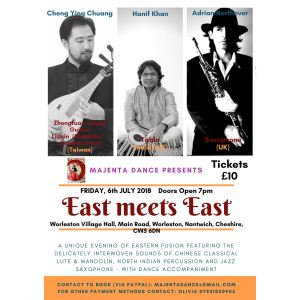 East Meets East - A Journey Through Music