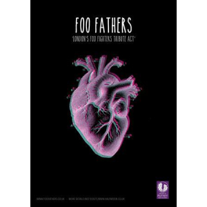 Foo Fathers: Foo Fighters Tribute Live at The Half Moon Putney