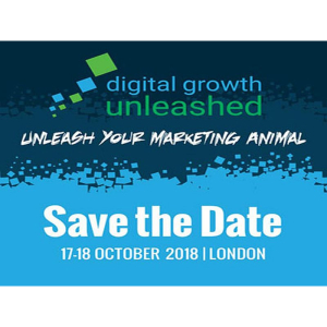 Digital Growth Unleashed London 2018