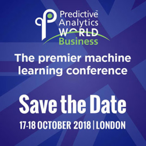 Predictive Analytics World London 2018