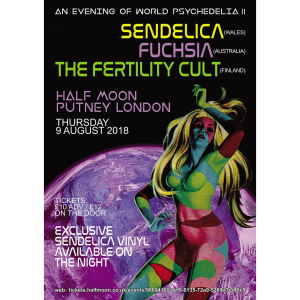 An Evening of World Psychedelia Live at The Half Moon Putney