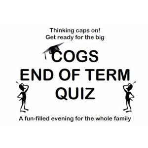 Thinking Caps on it's the End Of Term Quiz  at The Good Shepherd in #Tadworth