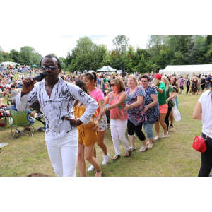 MUSIC IN NORK PARK 2020 Conga Around Your Garden #Banstead #Nork