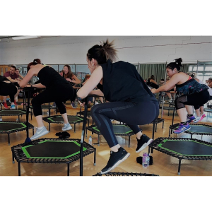 JOMBA/FITNESS/JUMP- North Finchley