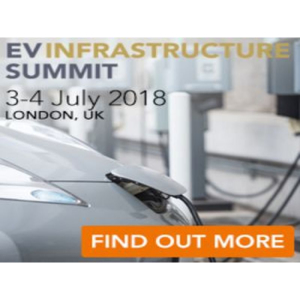 EV Infrastructure Summit in London - July 2018