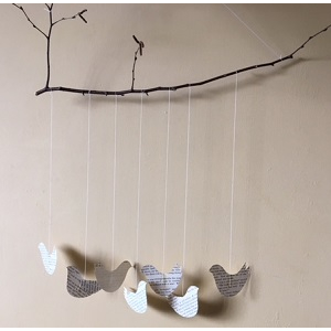 Half-Term Craft Workshop: Make a Bird Mobile