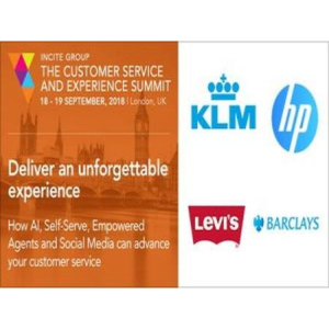 The Customer Service and Experience Summit Europe (18 - 19 Sep, London)