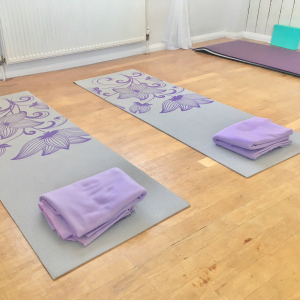 Lunchtime Beginners Yoga - Eastbourne
