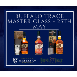 Buffalo Trace Master Class - World of Bourbon at Liquid Gold in #Ashtead @LGWhiskyCo