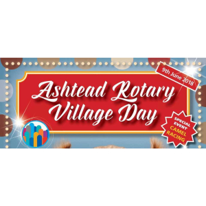 Ashtead Village Day – Family Fun @MVRotary @AshteadSurrey