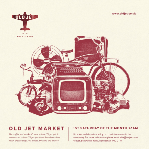 The Old Jet Charity Market