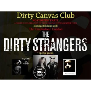 Dirty Canvas Club - 'NO STOPPING PARTY'