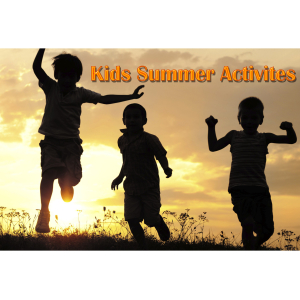 Summer Holiday Children's Activities St Neots
