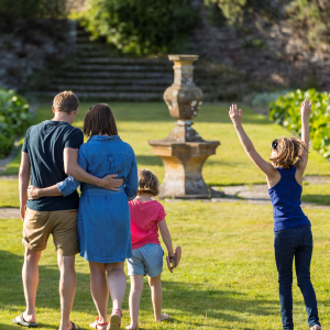 Summer Family Trail at Hestercombe Gardens: Gertrude's Garden