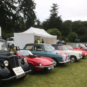 GUERNSEY CLASSIC VEHICLE SHOW