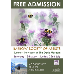 Barrow Society of Artists Summer Showcase