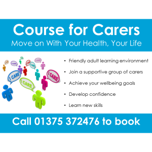 Course for Carers: Move on With Your Health, Your Life