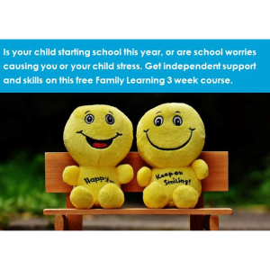 "Free course for parents/carers of primary school children: ""School Matters"""