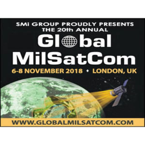 20th Annual Global MilSatCom, London, UK