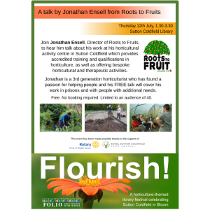 A talk with Roots to Fruits Director, Jonathan Ensell