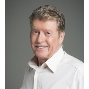 An audience with Michael Crawford