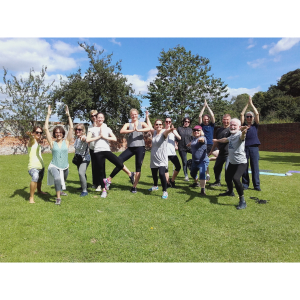 Yoga Mini Retreat - Henley on Thames