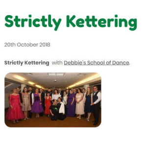 Strictly Kettering.