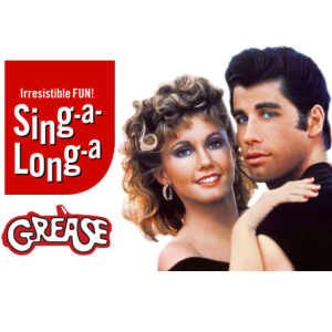 Sing-a-Long-a Grease.