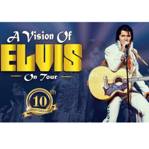 A Vision of Elvis.